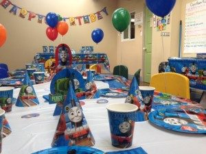 Birthday Parties Newmarket